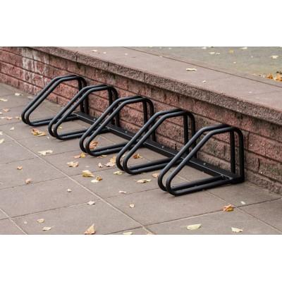 Stojak rowerowy miejski