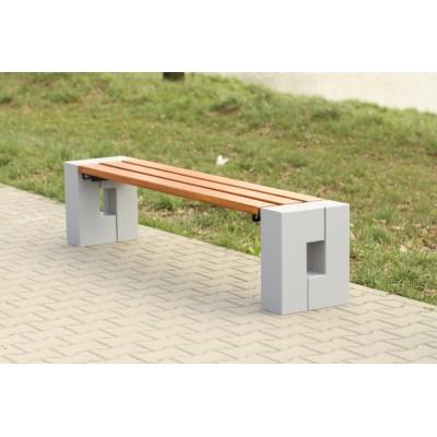 roma ławka parkowa