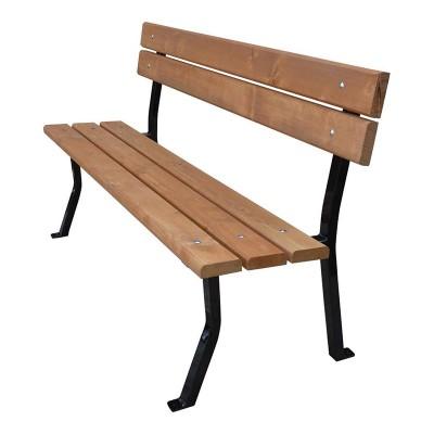 Mała ławka z oparciem 150...